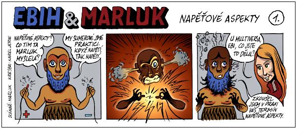 Ebih a Marluk komix