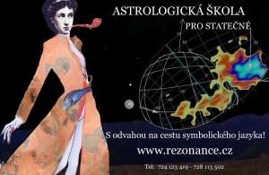 Astrologická škola pro statečné Turnovský Lukášková
