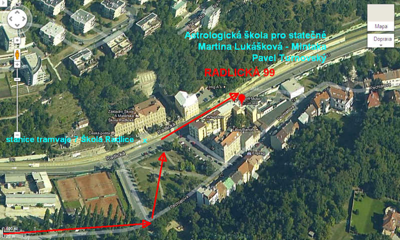 AStroložka Martina Lukášková Praha