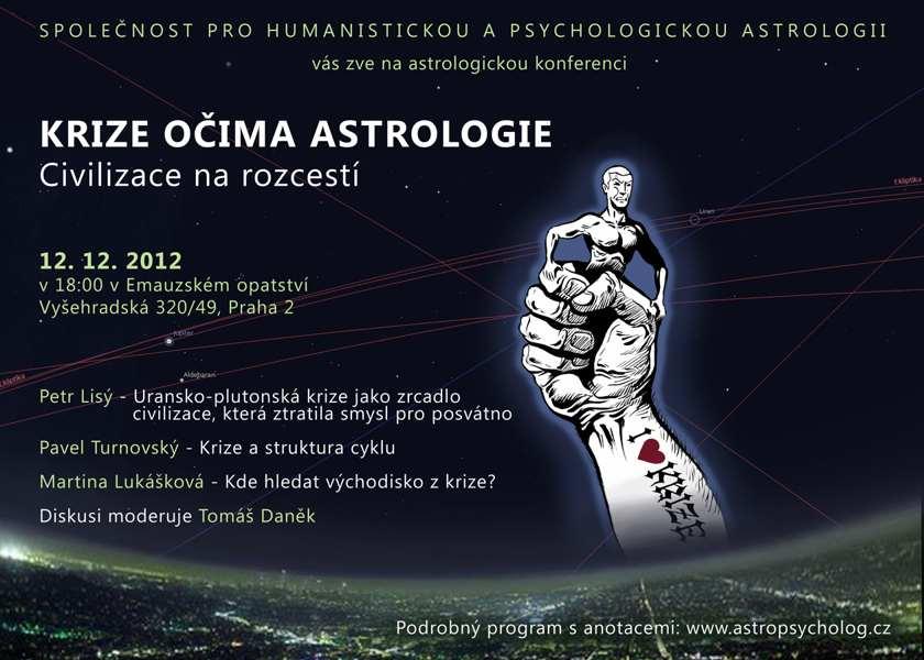 astrologie a současná krize roku 2012